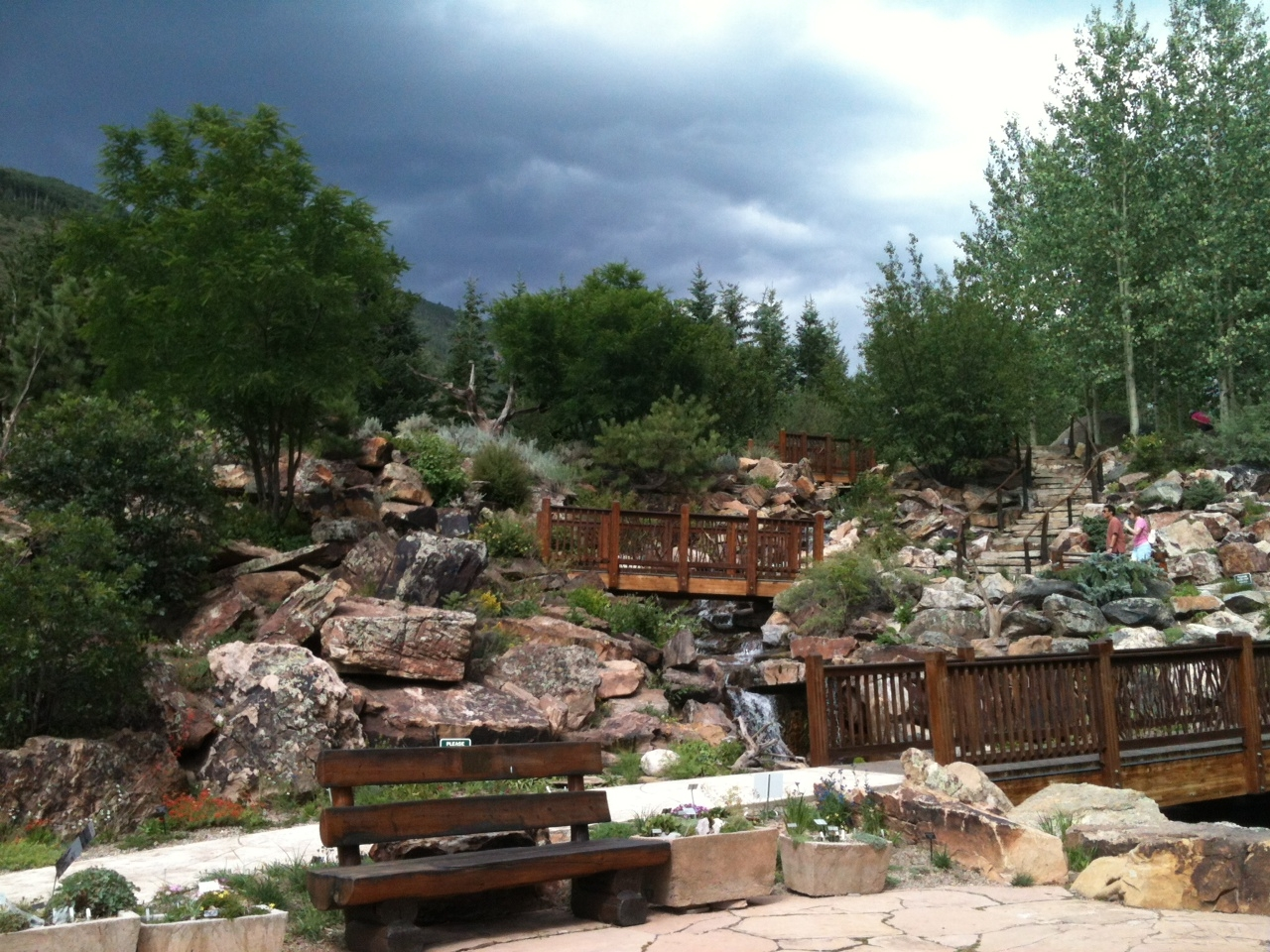 Betty Ford Alpine Gardens Vail Plant Select