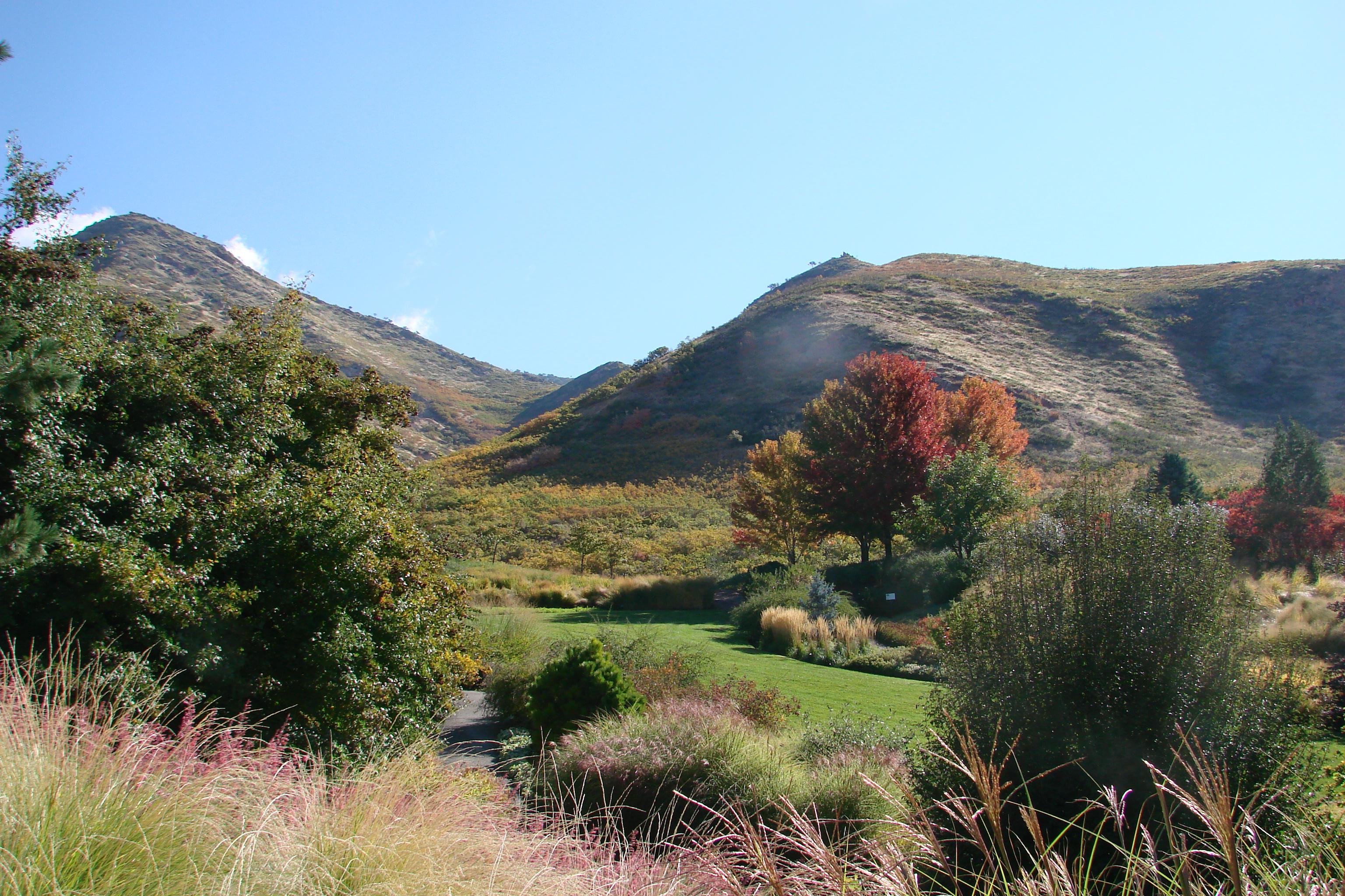 Red Butte Garden Arboretum Salt Lake City Plant Select
